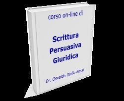 Corso di scrittura persuasiva giuridica